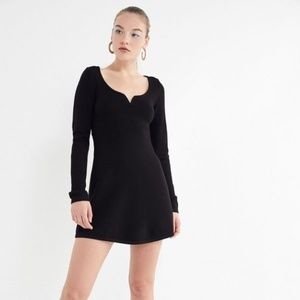 NWT UO Spellbound Sweater Mini Dress